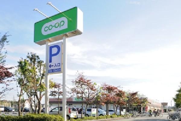 コープ小川西町店